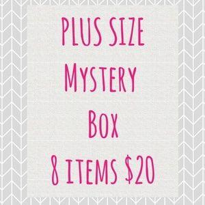PLUS MYSTERY BOX